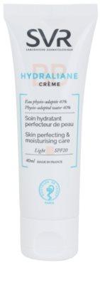 SVR Hydraliane Crema BB cu efect de hidratare Crema BB cu efect de hidratare  SPF 20