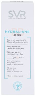 SVR Hydraliane Crema BB cu efect de hidratare Crema BB cu efect de hidratare  SPF 20 2