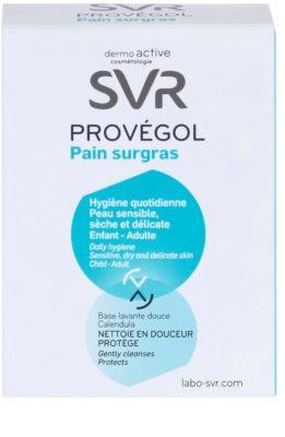 SVR Provégol olajos szappan száraz és érzékeny bőrre