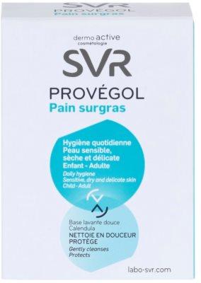 SVR Provégol sapun cu ulei pentru piele uscata si sensibila