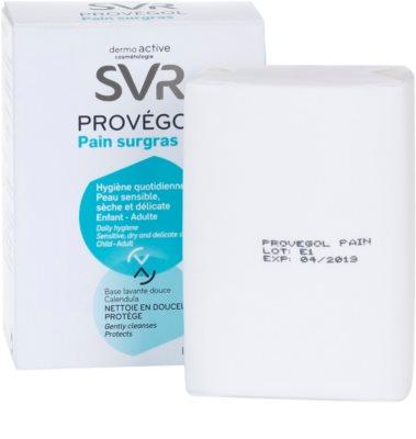 SVR Provégol olajos szappan száraz és érzékeny bőrre 2