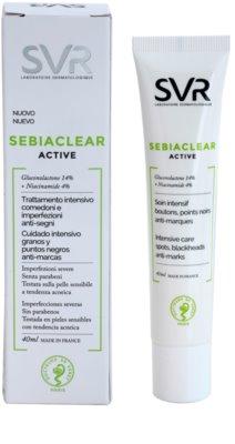 SVR Sebiaclear Active gel-crema intenso para imperfecciones de la piel con acné 1