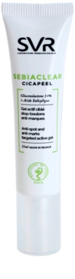 SVR Sebiaclear Cicapeel tratamiento  localizado para imperfecciones de la piel con acné