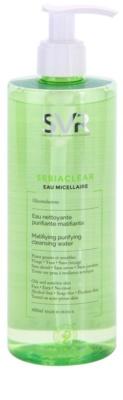 SVR Sebiaclear Eau Micellaire agua micelar matificante para pieles grasas y problemáticas