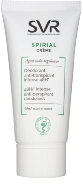 SVR Spirial anti-perspirant crema