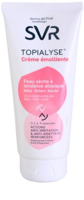 SVR Topialyse creme corporal for dry to sensitive skin
