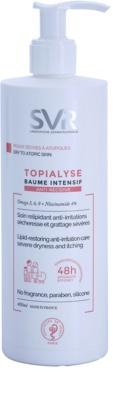 SVR Topialyse balsam pentru refacerea lipidelor pentru piele iritata si cu mancarimi