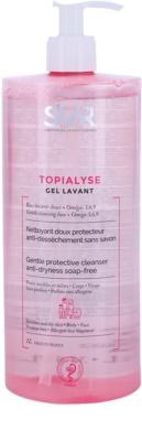 SVR Topialyse Reinigungsgel  für trockene und empfindliche Haut