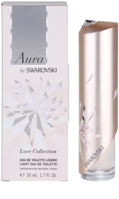Swarovski Love Collection Eau de Toilette para mulheres