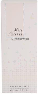 Swarovski Miss Aura woda toaletowa dla kobiet 4