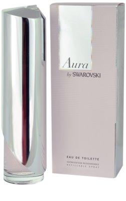 Swarovski Aura eau de toilette nőknek  utántölthető