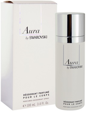 Swarovski Aura deodorant Spray para mulheres