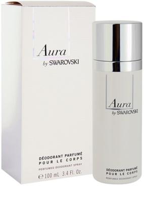 Swarovski Aura dezodor nőknek