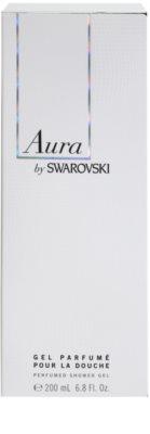 Swarovski Aura Duschgel für Damen 2