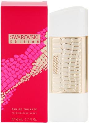 Swarovski Edition 2012 eau de toilette nőknek