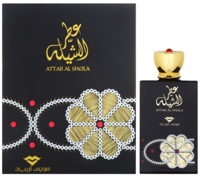 Swiss Arabian Attar Al Sheila parfémovaná voda pro ženy