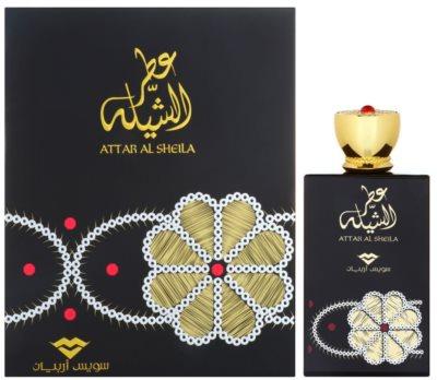 Swiss Arabian Attar Al Sheila woda perfumowana dla kobiet