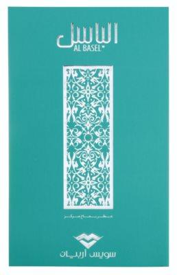 Swiss Arabian Al Basel eau de parfum para hombre 4