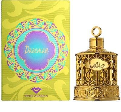 Swiss Arabian Daeeman olejek perfumowany unisex