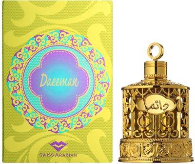 Swiss Arabian Daeeman ulei parfumat unisex