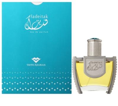 Swiss Arabian Fadeitak parfémovaná voda unisex