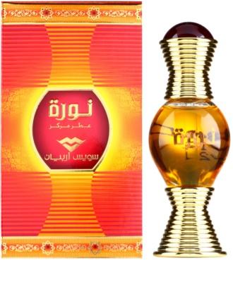 Swiss Arabian Noora óleo perfumado unissexo
