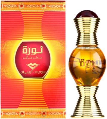 Swiss Arabian Noora парфумована олійка унісекс