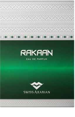 Swiss Arabian Rakaan Eau de Parfum für Herren 4