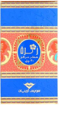 Swiss Arabian Zahra ulei parfumat unisex 2