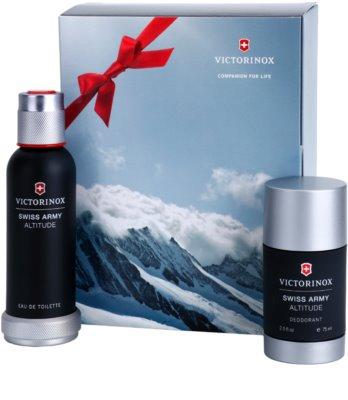 Swiss Army Altitude coffret presente
