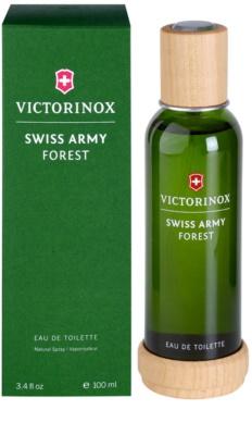 Swiss Army Swiss Army Forest eau de toilette férfiaknak