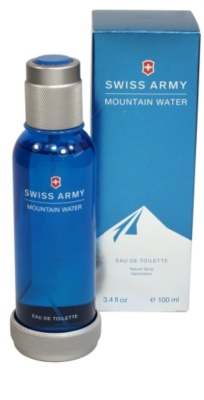 Swiss Army Mountain Water Eau de Toilette für Herren