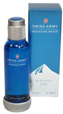 Swiss Army Mountain Water eau de toilette para hombre
