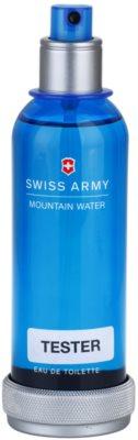 Swiss Army Mountain Water eau de toilette teszter férfiaknak