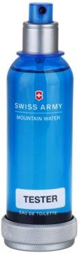 Swiss Army Mountain Water туалетна вода тестер для чоловіків