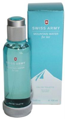 Swiss Army Mountain Water Woman туалетна вода для жінок