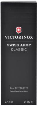 Swiss Army Classic Eau de Toilette para homens 4