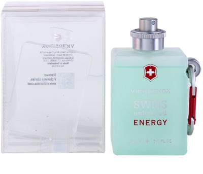 Swiss Army Swiss Unlimited Energy Eau de Cologne para homens