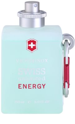 Swiss Army Swiss Unlimited Energy Eau de Cologne para homens 2
