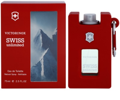 Swiss Army Swiss Unlimited eau de toilette para hombre