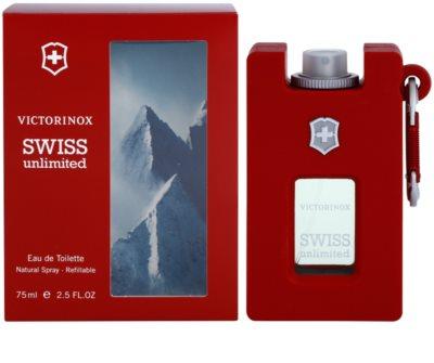 Swiss Army Swiss Unlimited toaletna voda za moške