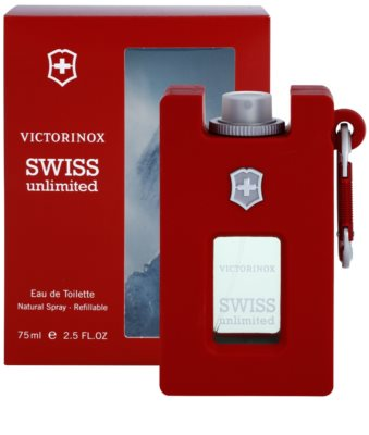 Swiss Army Swiss Unlimited Eau de Toilette für Herren 1