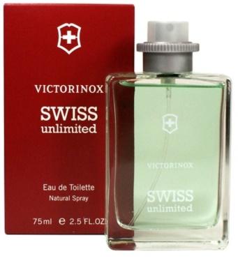 Swiss Army Unlimited eau de toilette para hombre