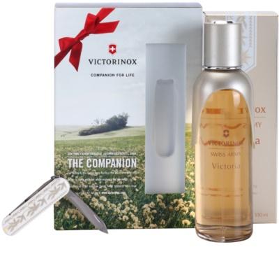 Swiss Army Victoria Gift Set