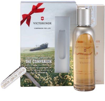 Swiss Army Victoria set cadou