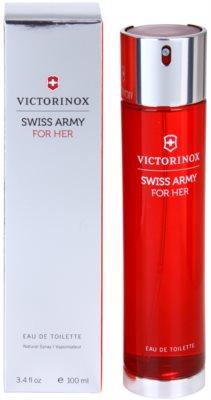 Swiss Army Swiss Army for Her Eau de Toilette für Damen