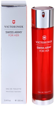 Swiss Army Swiss Army for Her Eau de Toilette para mulheres