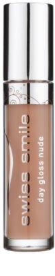 Swiss Smile Glorious Lips brillo de labios transparente con efecto volumen
