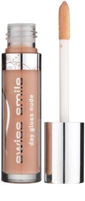 Swiss Smile Glorious Lips brilho para lábios transparente com efeito de volume 1