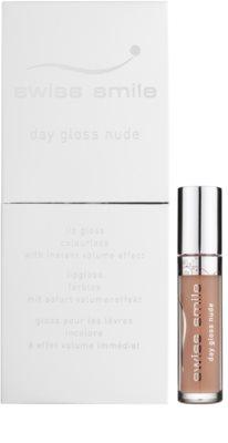 Swiss Smile Glorious Lips transparenter Lipgloss für mehr Volumen 2